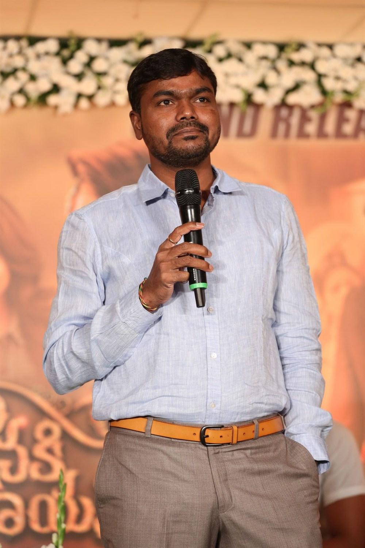 Producer Miriyala Ravinder Reddy @ Jaya Janaki Nayaka Press Meet Stills