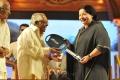 MSV, Jayalaitha at Jaya TV 14th Anniversary Stills