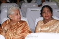 Sowcar Janaki, Prabha Ramesh at Jaya TV 14th Anniversary Stills