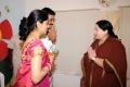 Karthi, Ranjini welcomes CM Jayalalitha