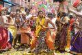 Jayam Ravi Bhooloham's Mayana Kollai Scene Shooting Photos
