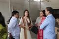 Kova Venkat, Sayesha Saigal, Dhananjayan @ Jayam Ravi - Vijay Movie Pooja Stills