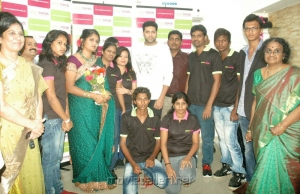 Green Trends 83rd Outlet at Anna Nagar Inaugurated by Jayam Ravi Stills