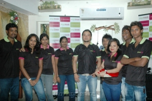 Jayam Ravi Inaugurates Green Trends 83rd Outlet Pictures