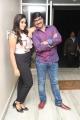 Poorna, Srinivasa Reddy @ Jayammu Nishcayammu Raa Thanks Meet Stills