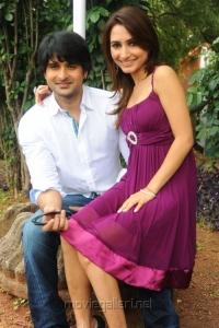 Actor Jayanth & Actress Dhriti Film Opening Stills