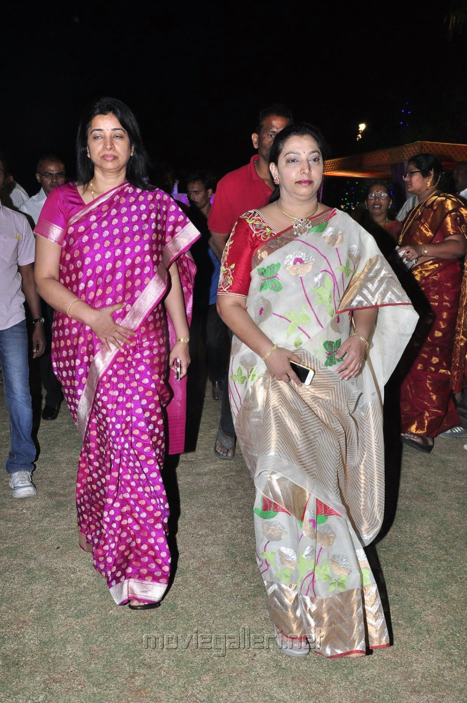 Siddharth and wife wedding