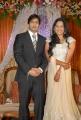 Jayasudha Sister Daughter Pooja Priyanka Akella Chandra Sekhar Wedding Reception Photos