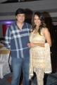Lakshmi Prasanna Manchu with her husband Andy Srinivasan
