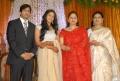 Jayasudha Sister Daughter Pooja Wedding Reception Photos