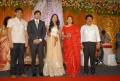Achi Reddy at Jayasudha Sister Daughter Pooja Wedding Reception Photos