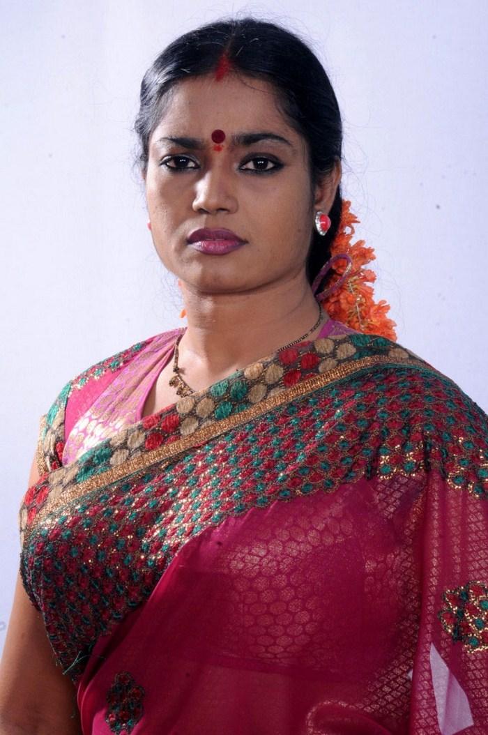 Picture 377008 | Actress Jayavani Hot in Saree Photoshoot ...