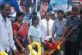 Actor Jeeva Fans Celebrates Mugamoodi Movie Release Gallery