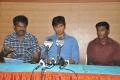 Actor Jeeva helps Dinesh Press Meet Photos