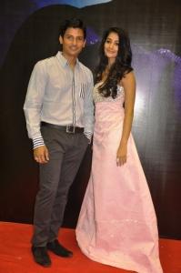 Jeeva Pooja Hegde @ Mugamoodi Movie Launch