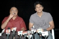 RB Choudary Son Jeeva Press Meet Stills