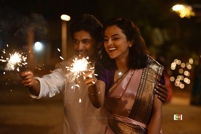 Nani, Shraddha Srinath in Jersey Movie Photos HD