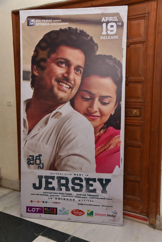 Jersey Movie Pre Release Function Stills