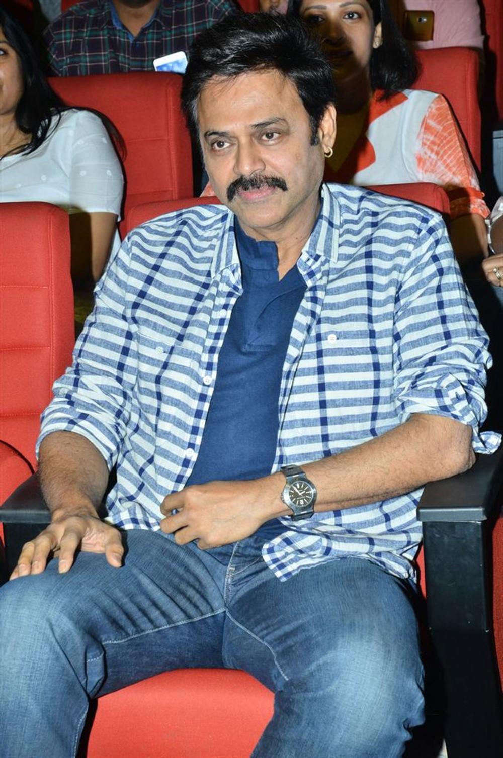 Venkatesh @ Jersey Movie Pre Release Function Stills