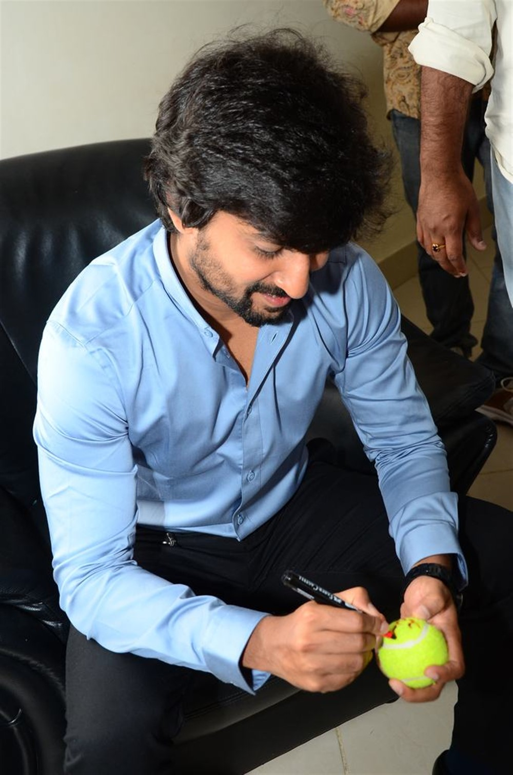 Actor Nani @ Jersey Movie Pre Release Function Stills