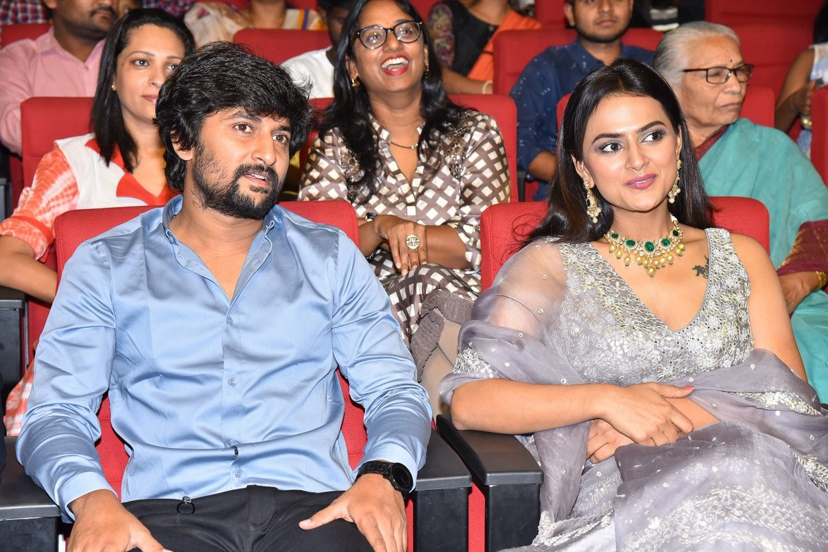 Jersey Movie Pre Release Function Stills