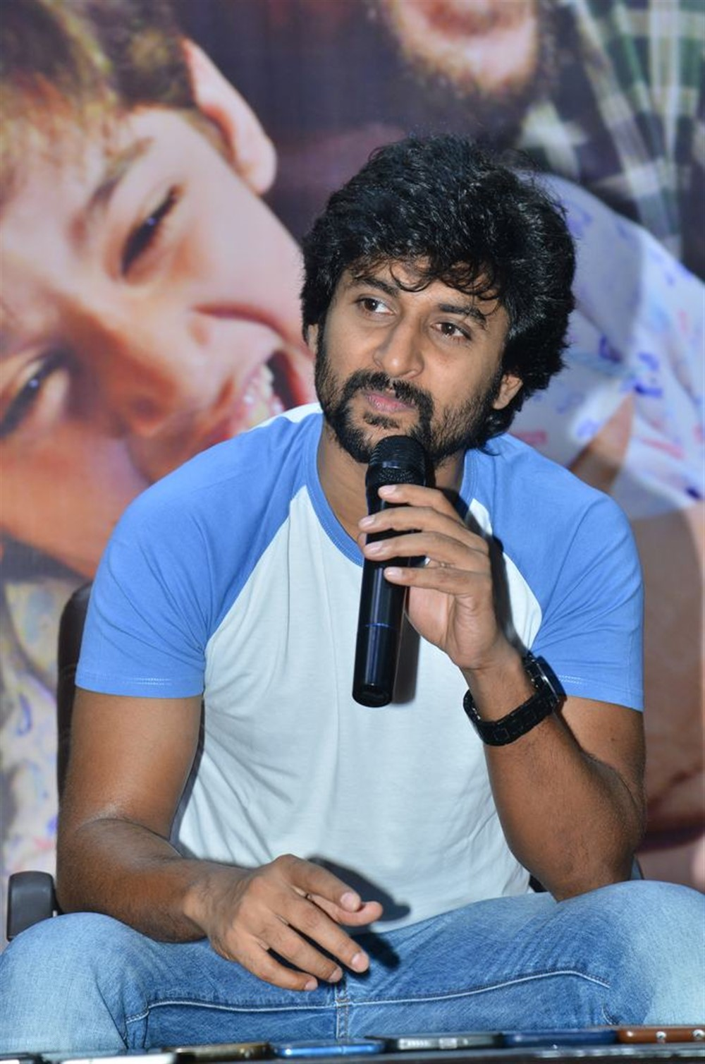 Jersey Actor Nani Interview Pictures