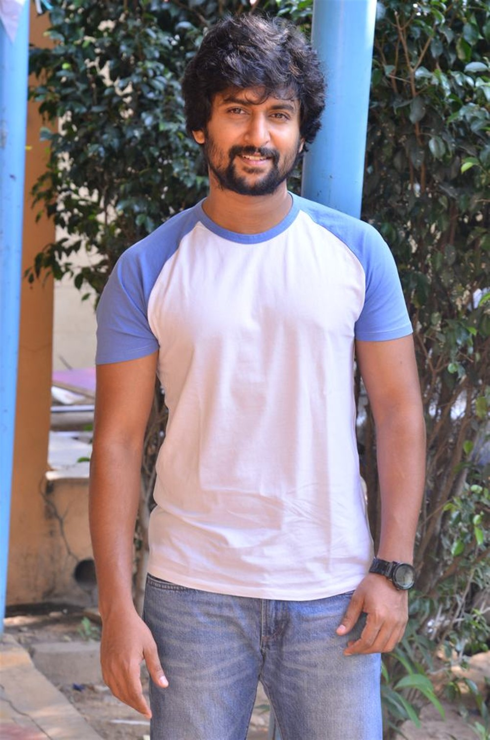 Jersey Movie Hero Nani Interview Pictures