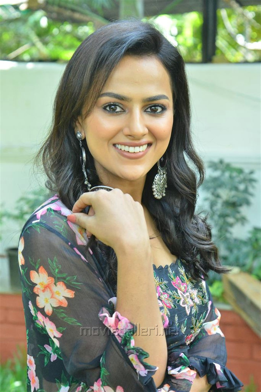 Jersey Movie Actress Shraddha Srinath Interview Photos