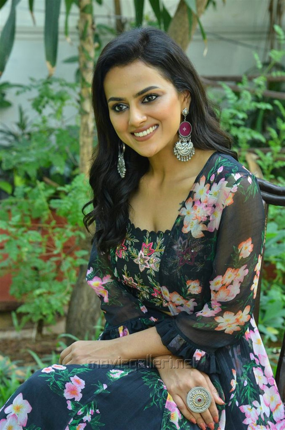 Jersey Heroine Shraddha Srinath Interview Photos