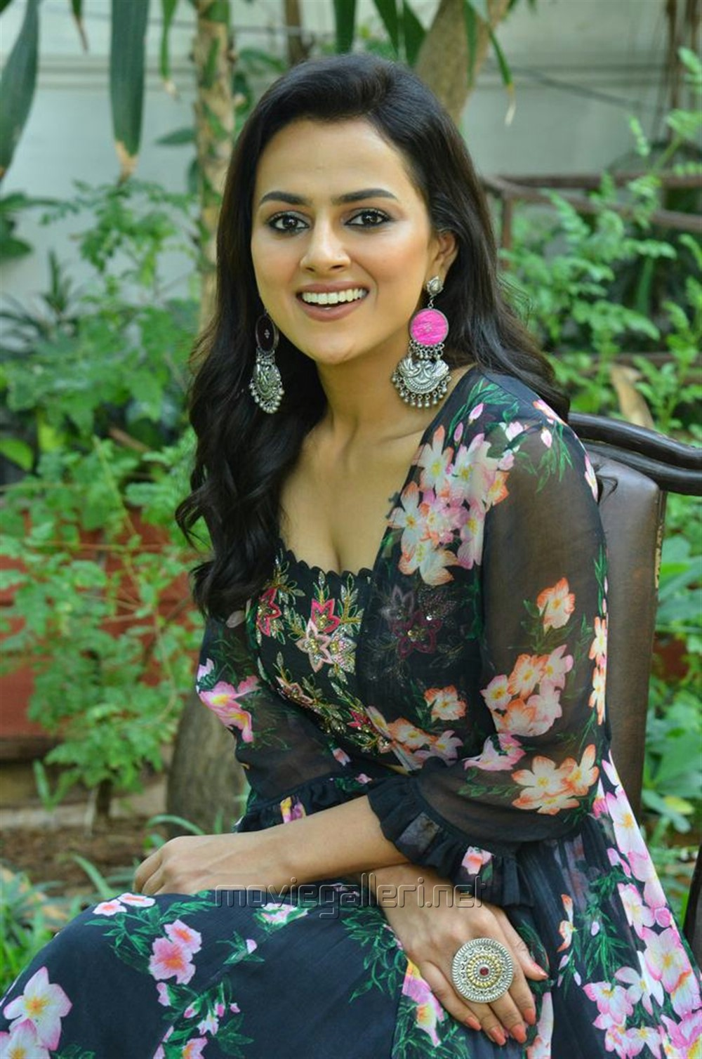 Jersey Movie Heroine Shraddha Srinath Interview Photos