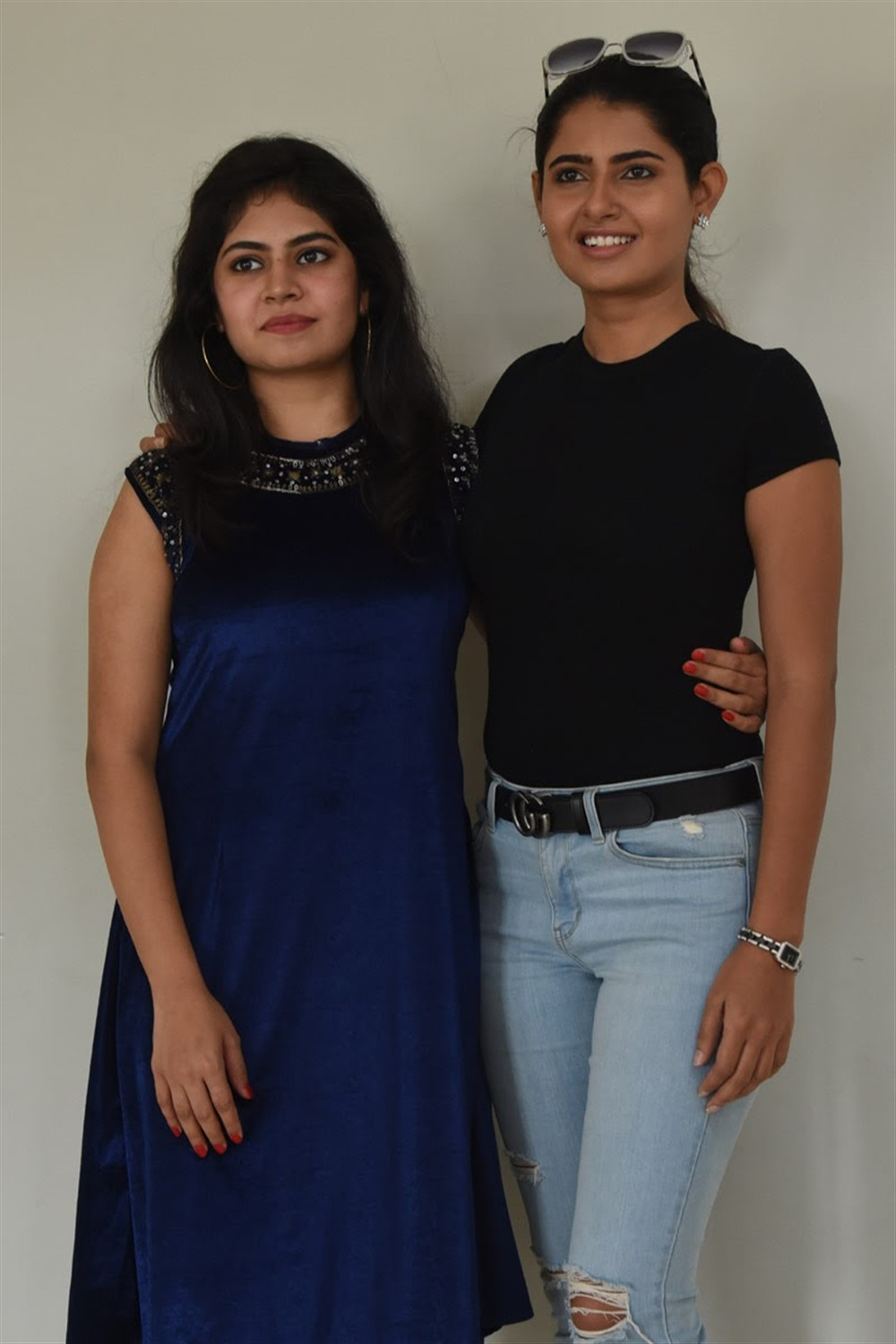 Sitha Chandana, Ashima Narwal @ Jessie Movie Press Meet Stills