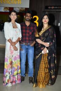 Ashima NarwaL, Shweta Singh @ Jessie Movie Success Meet Photos