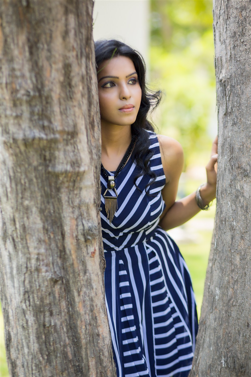 Tamil Actress Jesy Photoshoot Images
