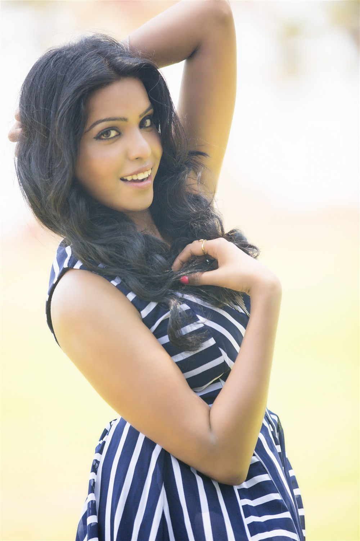 Tamil Actress Jesy Hot Photoshoot Images
