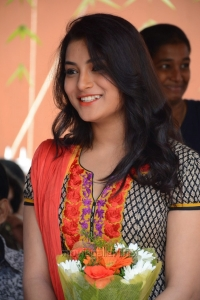 Actress Ambika Soni @ Jeyikkira Kudhira Movie Launch Stills