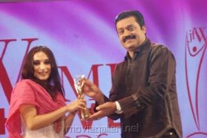 Suresh Gopi at JF Women Achievers Awards 2012 Stills