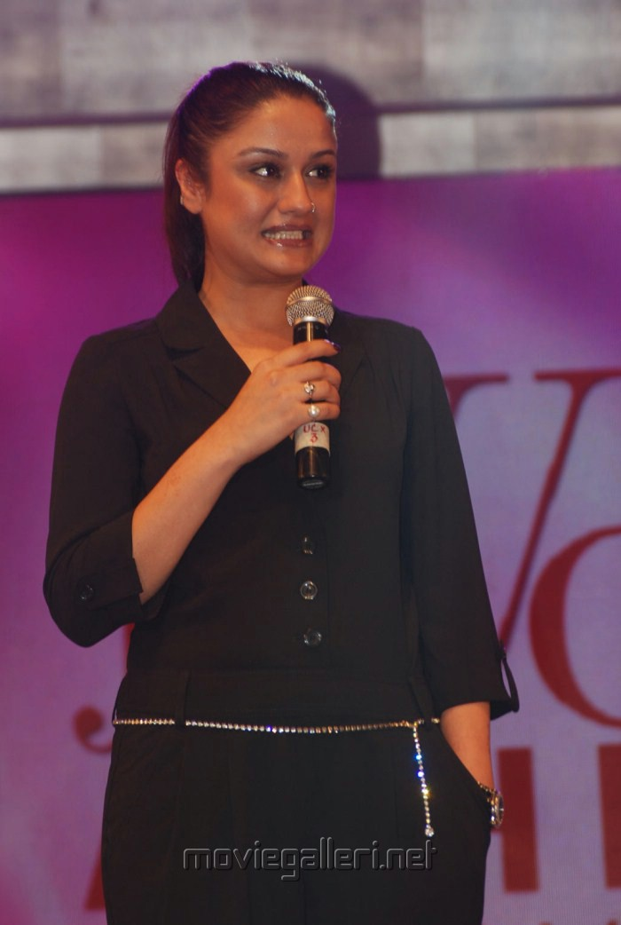 Sonia Agarwal at JF Women Achievers Awards 2012 Stills