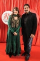 Rahman with wife at JFW Divas Of South Awards Function Stills