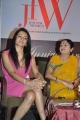 Trisha, Saroja Devi at Just for Women 5th Anniversary Stills