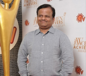 KV Anand at JFW Women Achievers Awards 2013 Function Photos