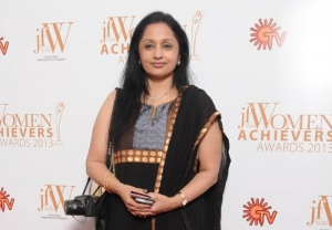 Uma Krishnan at JFW Women Achievers Awards 2013 Function Photos