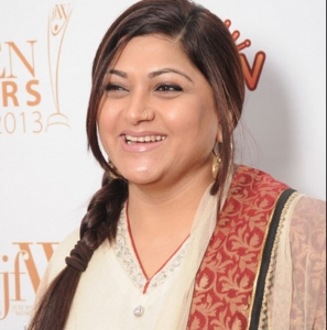 Kushboo at JFW Women Achievers Awards 2013 Function Photos