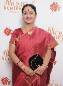 B.Saroja Devi at JFW Women Achievers Awards 2013 Function Photos