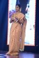 Telugu Tv Anchor Jhansi Laxmi Photos in Silk Saree