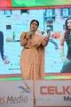 Telugu Tv Anchor Jhansi Laxmi Photos in Beautiful Silk Saree