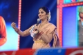 Telugu Tv Anchor Jhansi Beautiful Photos in Silk Saree