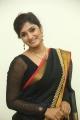 Anchor Jhansi Black Saree Pics @ Aagadu Audio Release