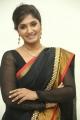 Anchor Jhansi Black Saree Pics @ Aagadu Audio Launch
