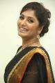 Anchor Jhansi Black Saree Pics @ Aagadu Audio Function