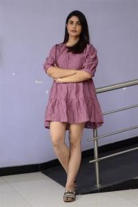 Telugu Actress Jia Sharma Pictures @ Kshana Kshanam Trailer Launch